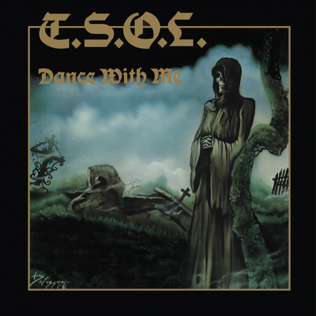 TSOL - Dance With Me CD