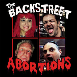 Backstreet Abortions - S/T CD