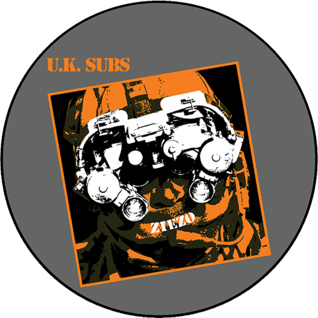 UK Subs - Ziezo Pic Disc LP